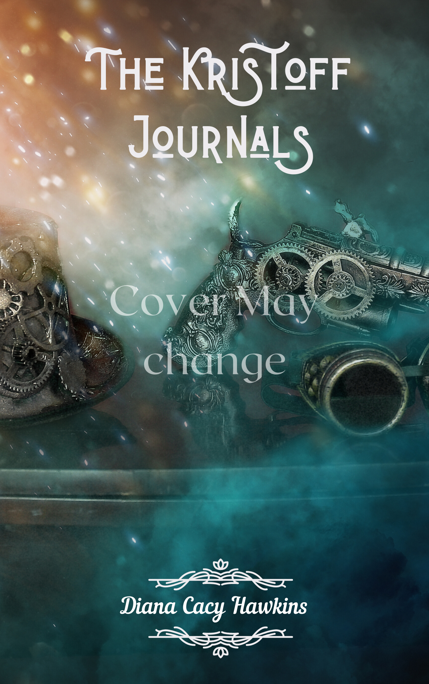 The Kristoff Journals temporary